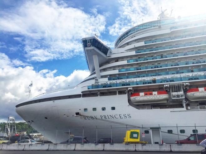 Ruby Princess Night Repositioning Cruise Wanderlust Journey - Ship relocation cruises